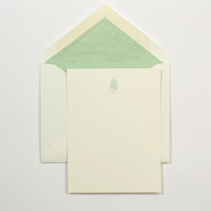 Evergreen Tree Notecards