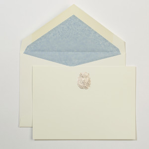 Lion's Head Notecards