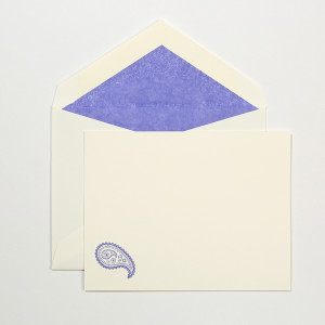 Paisley Notecards