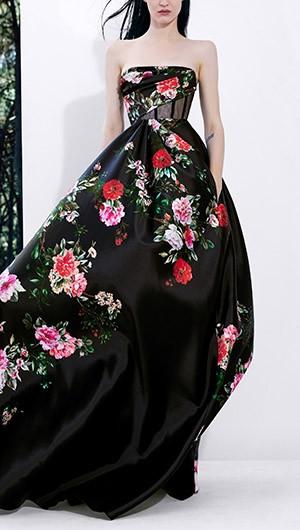 Archer Corset Gown