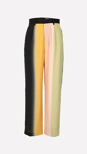 Magali Colourblock Pants
