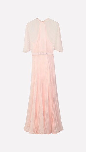Chiffon Tea Dress