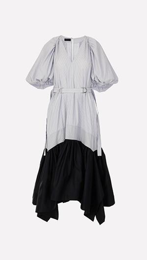 Phoebe Striped Dress