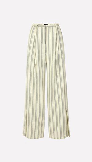 Tandin Striped Pants