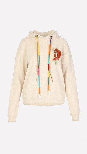 Squirrel Patch Sweatshirt