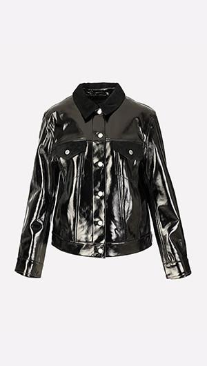 Sheen Trucker Jacket