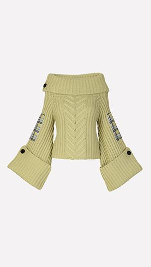 Missy Boat Neck Sweater