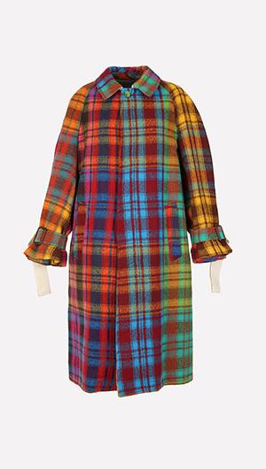 Papa Multicolour Coat