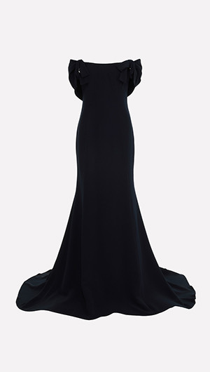 Bow Detail Gown