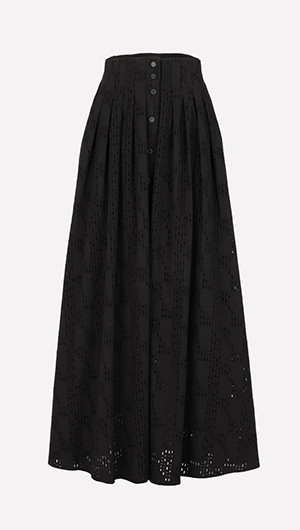 Courageous Hearts Maxi Skirt