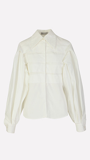 Grand Gestures Tiered Shirt