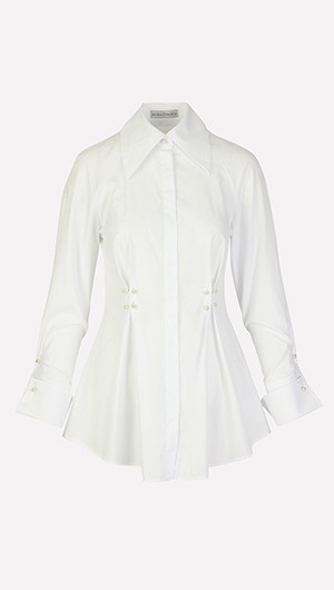 Tenderness Cinched Shirt