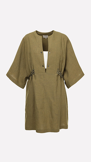 Thebes Short Caftan