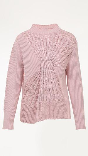 Tammy Panel Sweater