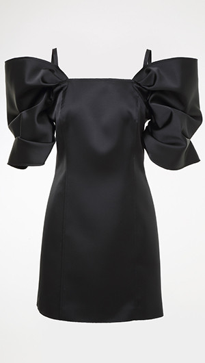 Drape Sleeve Mini