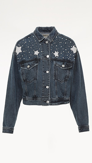 Under the Moon Denim Jacket