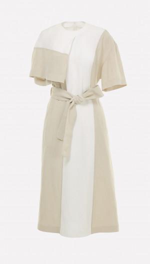 Mayte Asymmetrical Dress