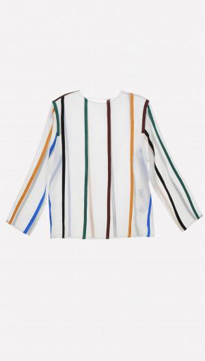 Lynettle Striped Blouse