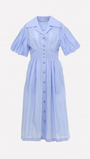 Denise Waisted Dress