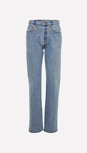 Vintage Slouch Jeans
