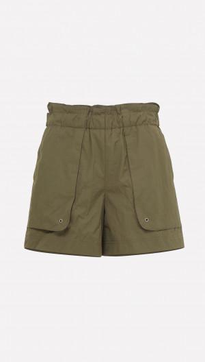 Paperbag Mini Shorts