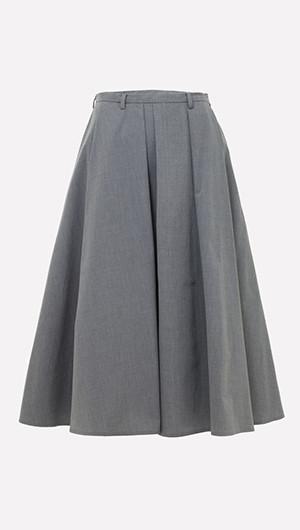 Star Oversize Skirt