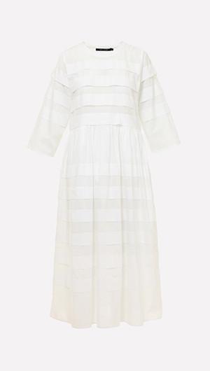 Delphine Voile Dress