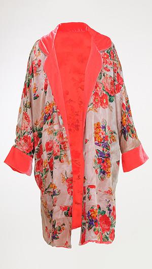 Pink x Casablanca Mia Reversible Coat