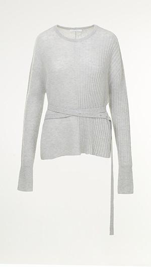 Strap Detail Sweater