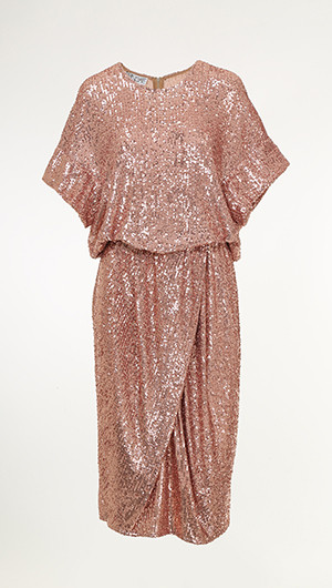 Degeneres Sequin Dress