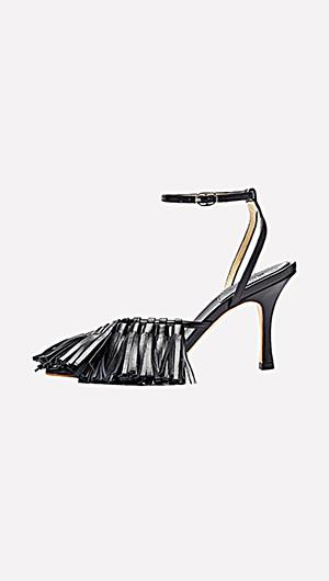 New Delta Tassel Sandals
