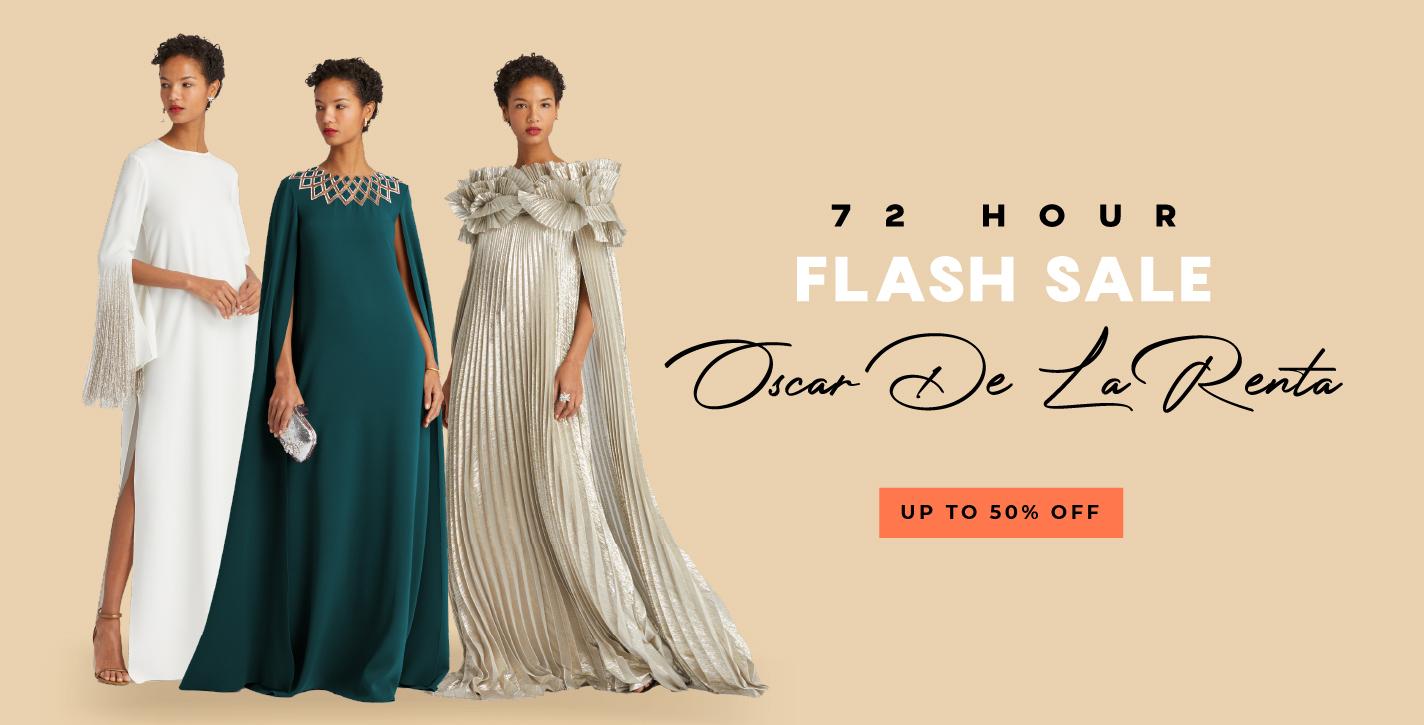Oscar Caftan Flash Sale